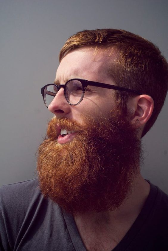 beardbrand:  Blogger and writer, Mr Taylor P., posted bybeardedandburly