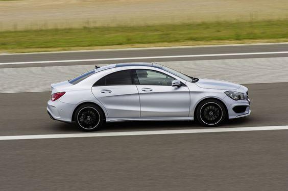 Mercedes-Benz CLA-Class Coupe Wallpaper