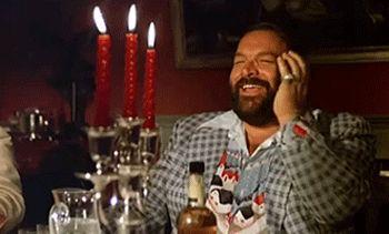 """Ich habe:""""Il Maestro - Yeah, du kennst sie alle! (Also die Bud-Spencer-Filme)"""" (12 von 12! ) - Bud-Spencer-Film oder Pornotitel?"""