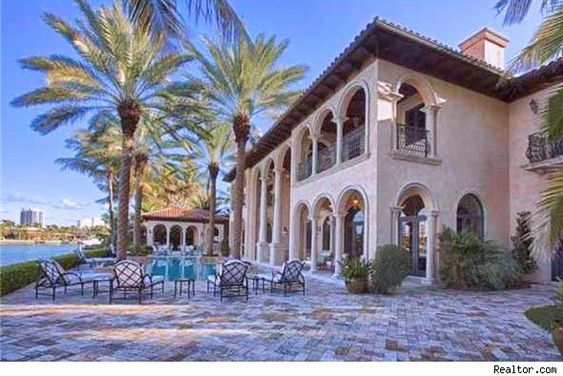 Check out more pictures of Billy Joel's Miami Mansion  http://aol.it/KfNosX