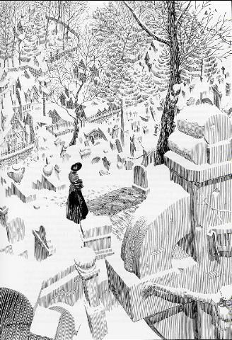 Bernie Wrightson - From Frankenstein