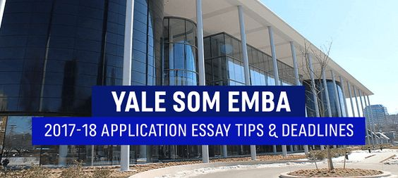 How To Get Admission In Yale University For Mba