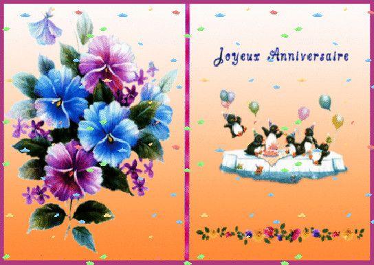 envoyer une carte d anniversaire par mail Carte D'anniversaire Web Gratuite Fresh Carte D Anniversaire