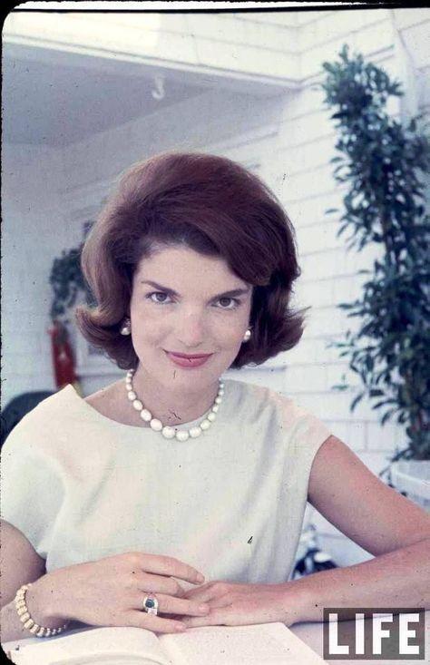 """""""Jackie Kennedy (1961) """""""