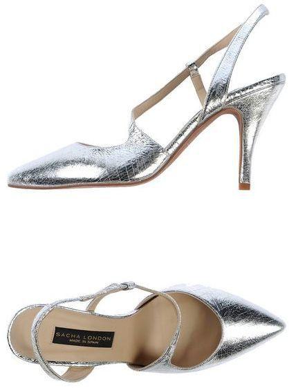 Pin for Later: Cinderella wäre auf diese Schuhe ganz schön neidisch  Sacha London Slingback-Pumps (77 €)