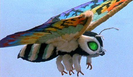 mothra leo prehistoric and godzilla