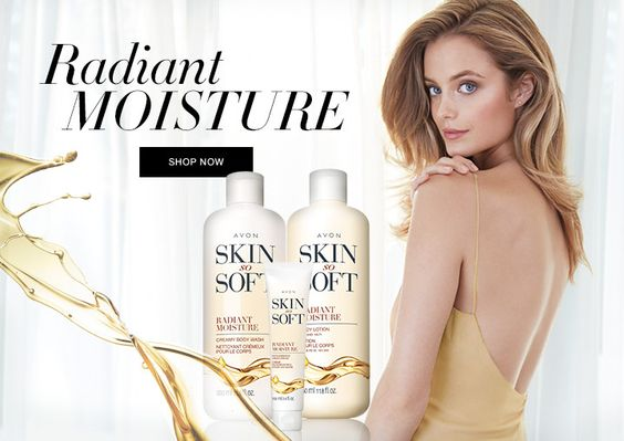 skin so soft radiant moisture