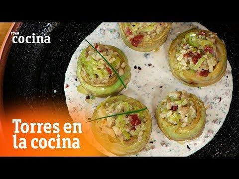 Alcachofas Con Anchoas Torres En La Cocina Rtve Cocina Youtube Torres En La Cocina Comida Sabrosa Comida Deliciosa