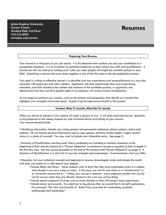 Good Nursing Resume Experience Cover Letter Template Collection