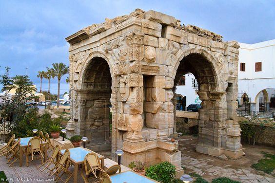 Marcus Aurelius Arch