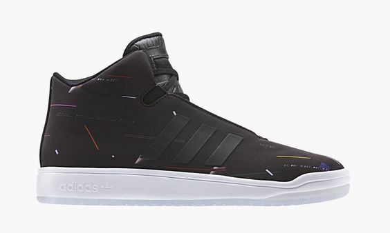 Another all-new silhouette has been revealed by adidas Originals, which has been dubbed the Veritas Mid.