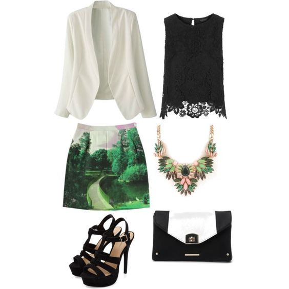 Evergreen by hellench on Polyvore featuring Topshop, Paul by Paul Smith and Kardashian Kollection