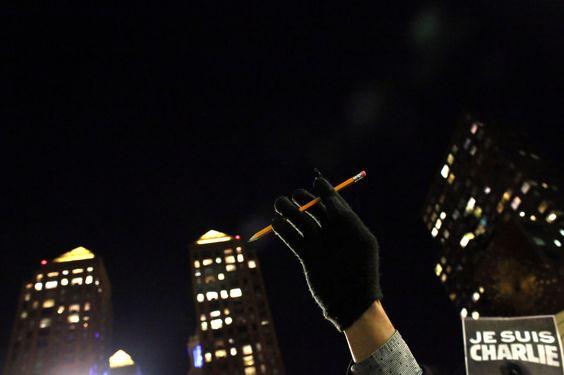 rassemblement de soutien à New York le 7 janvier
