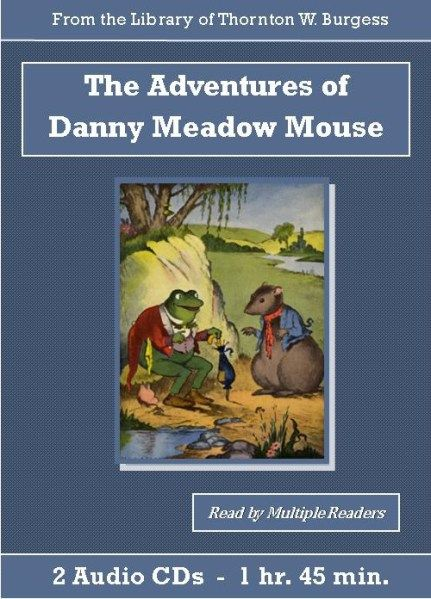 Danny's is a life of many adventures, as well as narrow escapes! As is the nature of mice, he spends most of his time simply trying to survive.  2 Audio CD's – 1 Hour and 45 Minutes.