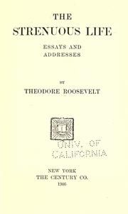 theodore roosevelt essays Usa essays: theodore roosevelt essays top writers librarians may differ theodore roosevelt essays depending on experiences for students to measure them.