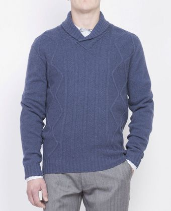 Rodd & Gunn Kitchener Knit $229