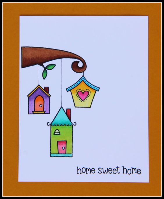 BlueFogStudio: Home Sweet Home - Challenge
