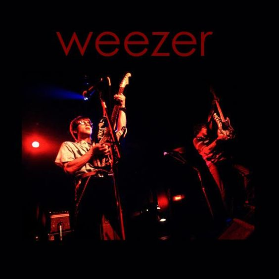 Weezer – The Greatest Man That Ever Lived (single cover art)