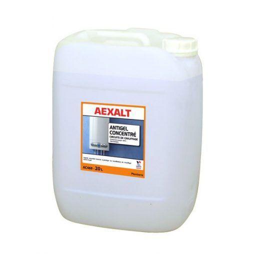 Antigel Concentre Chauffage Et Climatisation 20l Aexalt