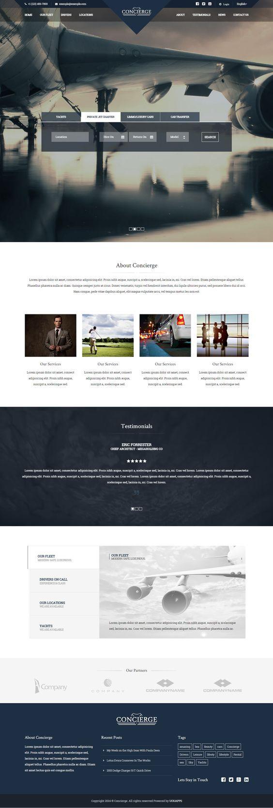 Google themes video - Concierge Is Premium Full Responsive Wordpress Luxury Theme Woocommerce Video Background Angularjs Google Map Elegant Test Free Demo At Themeforest