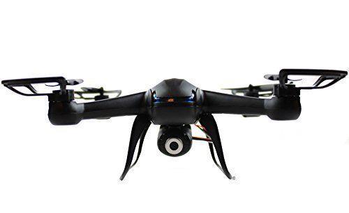 Amazon.com: NightHawk DM007(tm) Quadcopter w/ HD Camera. Remote Control 6 Axis Gyro DM007 Spy Explorers 4 Channel 2.4GHz: Toys & Games