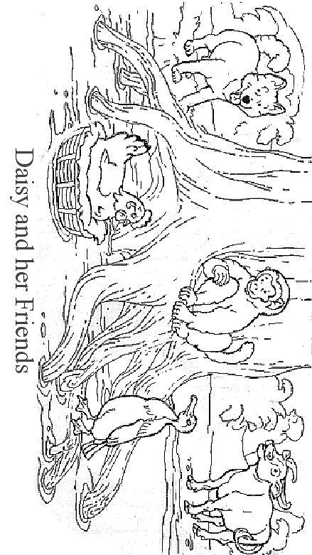 Daisies Friends And Jan Brett On Pinterest