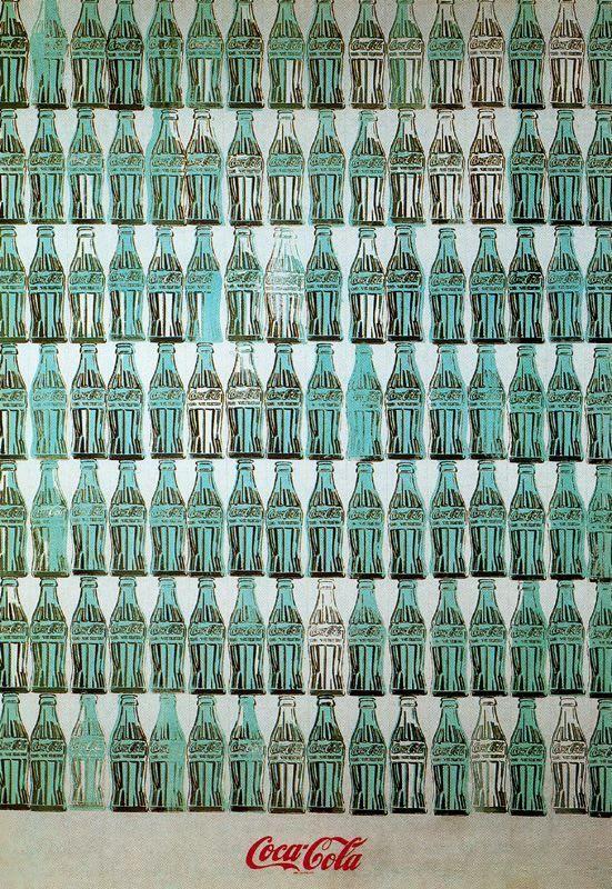 1962-Botellas de Coca-Cola verdes