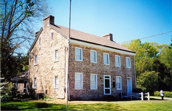 Waldschmidt House, Camp Dennisson, Ohio - Camp Dennison - Wikipedia, the free encyclopedia