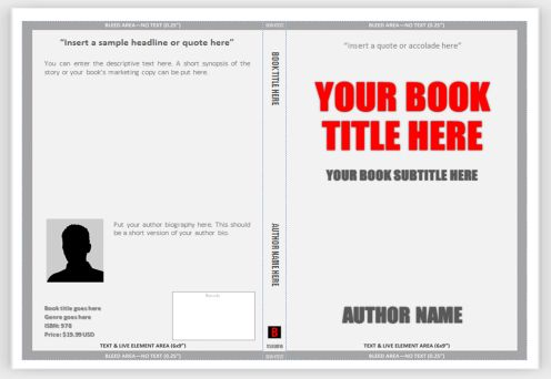 Charming Book Cover Word Template Agi Mapeadosencolombia Co . Microsoft ... Intended For Microsoft Word Book Template Free