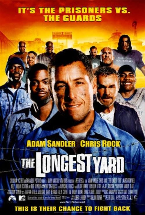 Paramount Pictures Columbia Pictures Corporation Presents As Columbia Pictures Happy Madison Productions As The Longest Yard Adam Sandler Streaming Movies