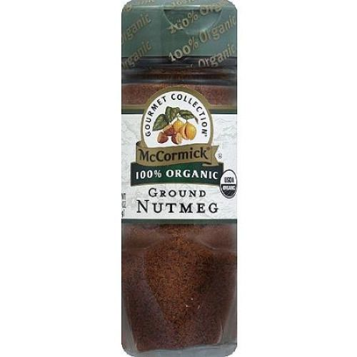 McCormick Gourmet Collection Ground Nutmeg, 1.81 oz, (Pack of 3) | #Grocery