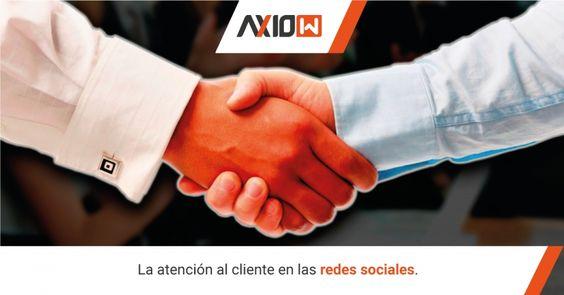 La atención al cliente en las redes sociales.