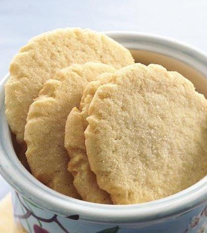 Easy no roll sugar cookie recipe