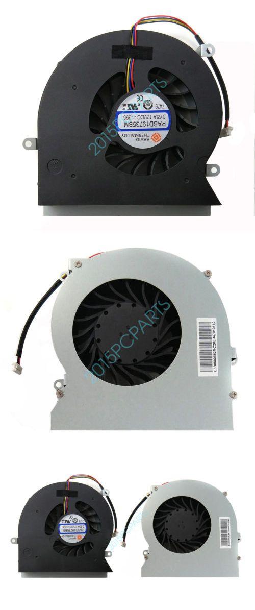 New For Msi Gt62vr 6re Gt62vr 7re Dominator Pro Cpu Fan Pabd19735bm N322 Ebay Heatsink Heat Ebay