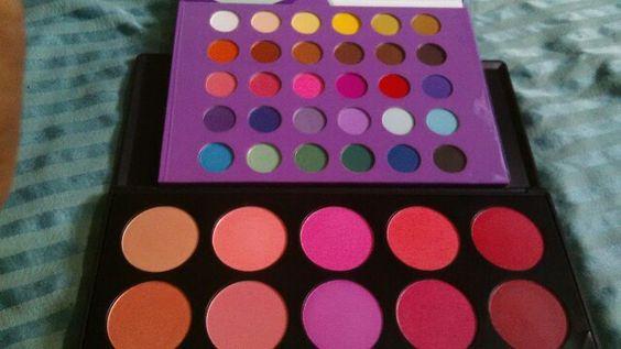 Bhcosmetics palettes