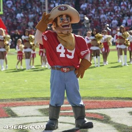 nothin' could be finer than rootin' for our '9ers!!  Oh, yeah!