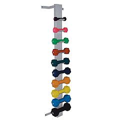 Ideal Products Dumbbell Storage Rack 10