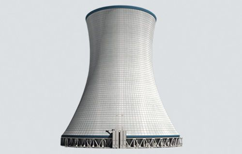 Natural Draft Cooling Towers Enexio Cooling Tower Tower