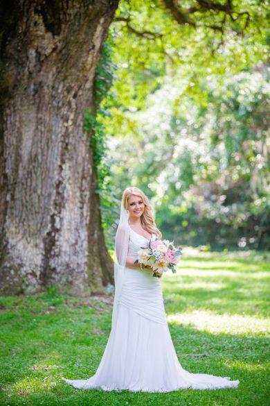 Legare Waring House Bridal Portraits // Dana Cubbage Weddings // Charleston SC Wedding Photography