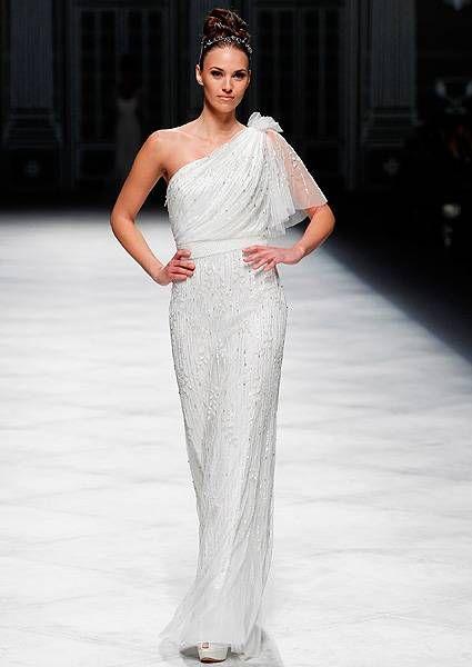 pre colección vestido de novia 2013