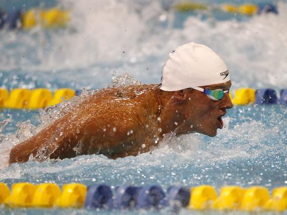 Ryan Lochte - swimmer and international heart throb.