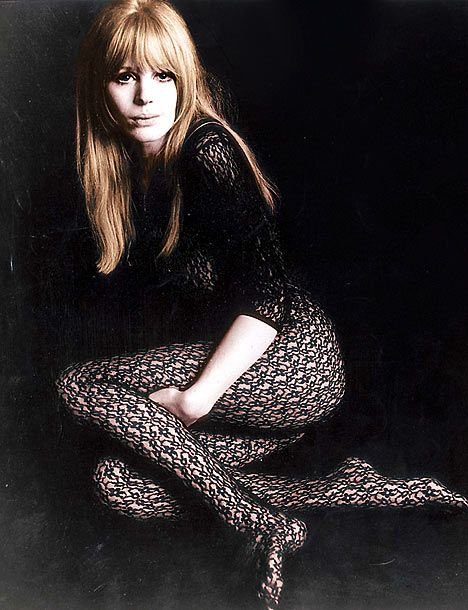 Marianne Faithful: