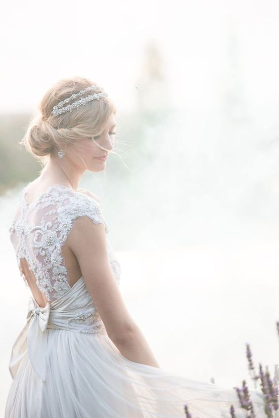 Anna Campbell Vintage Inspired Wedding Dresses : Bridal anna campbell vintage inspired wedding