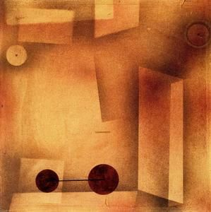 L Invention - (Paul Klee)