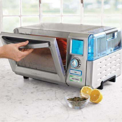 Countertop Pizza Oven Sur La Table : countertop convection convection oven cuisinart steam oven sur la ...