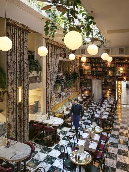 La Bellezza Lille France 2019 Restaurant Bar Design Awards