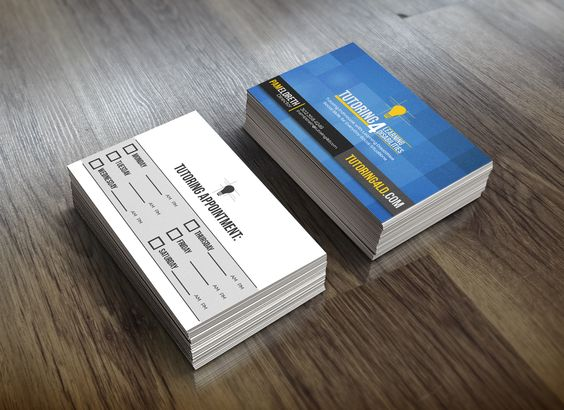 Custom business/appointment cards