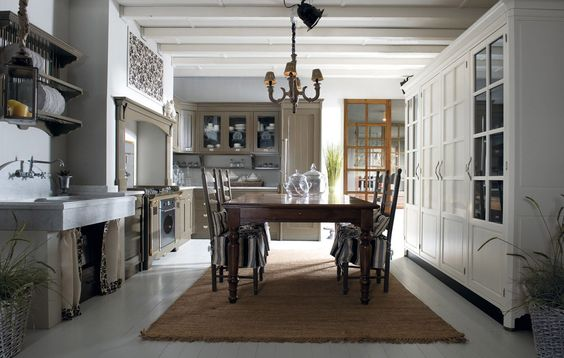 country+chic+accessories | » Country Chic Kitchen Designs from ...