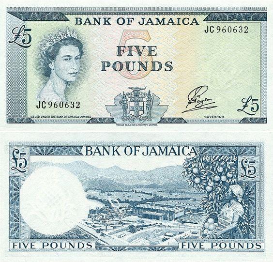 Jamaica Money | Jamaican Money Notes