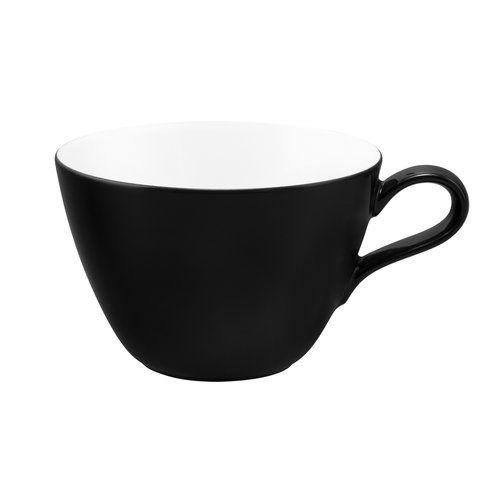 Life Cappuccino Cup Seltmann Weiden Colour Black White
